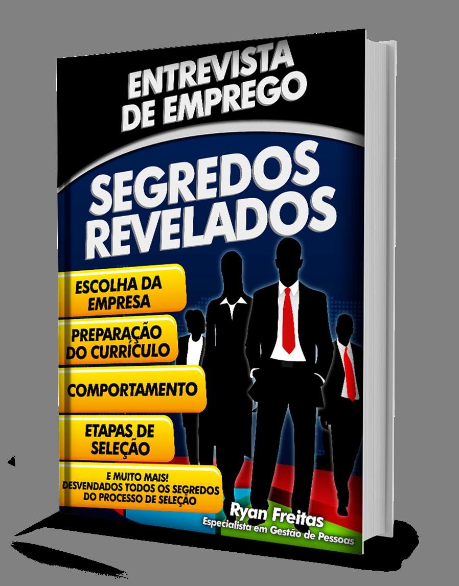 Ebook: Aprenda a ser portar em uma Entrevista de Emprego