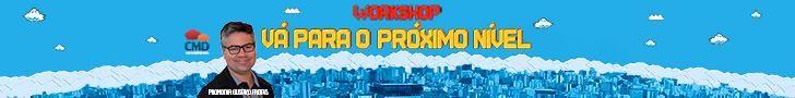 Workshop Vá para o Próximo Nível